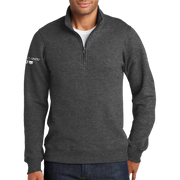 WGU Night Owls Unite- Port & Company® Fan Favorite™ Fleece 1/4-Zip Pullover Sweatshirt