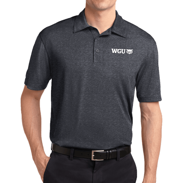 Sport-Tek® Heather Contender™ Polo