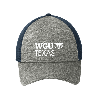New Era® Shadow Stretch Mesh Cap- Texas - WGU Clearance