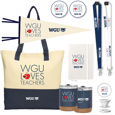 WGU Loves Teachers Bundle