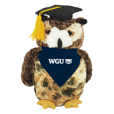 OWL MASCOT-Commencement