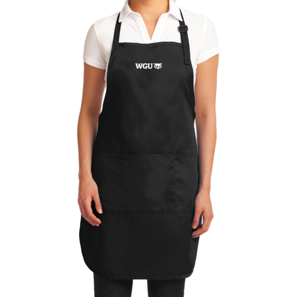 Port Authority® Easy Care Full-Length Apron with Stain Release