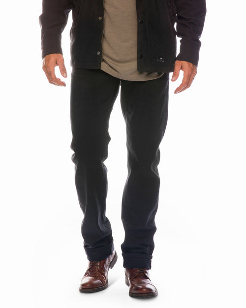 HISTORY MAKER BLACK SELVAGE