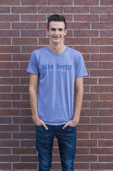 Bike Happy T-Shirt