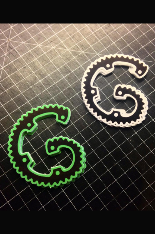 gentle gear stickers gear g