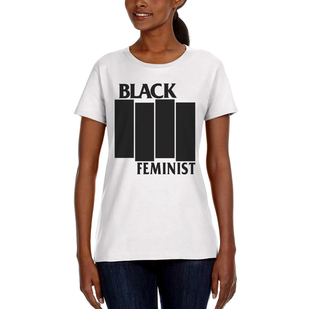 Black Flag Black Feminist T Shirt Afro Punk