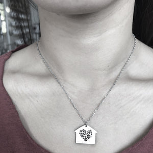 My Sweet Home Necklace