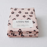 fitted cot sheet | organic cotton | the wild one