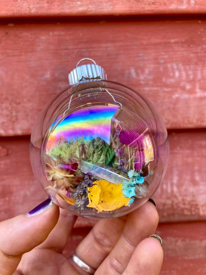 DIY Color Magick Blessing Ball