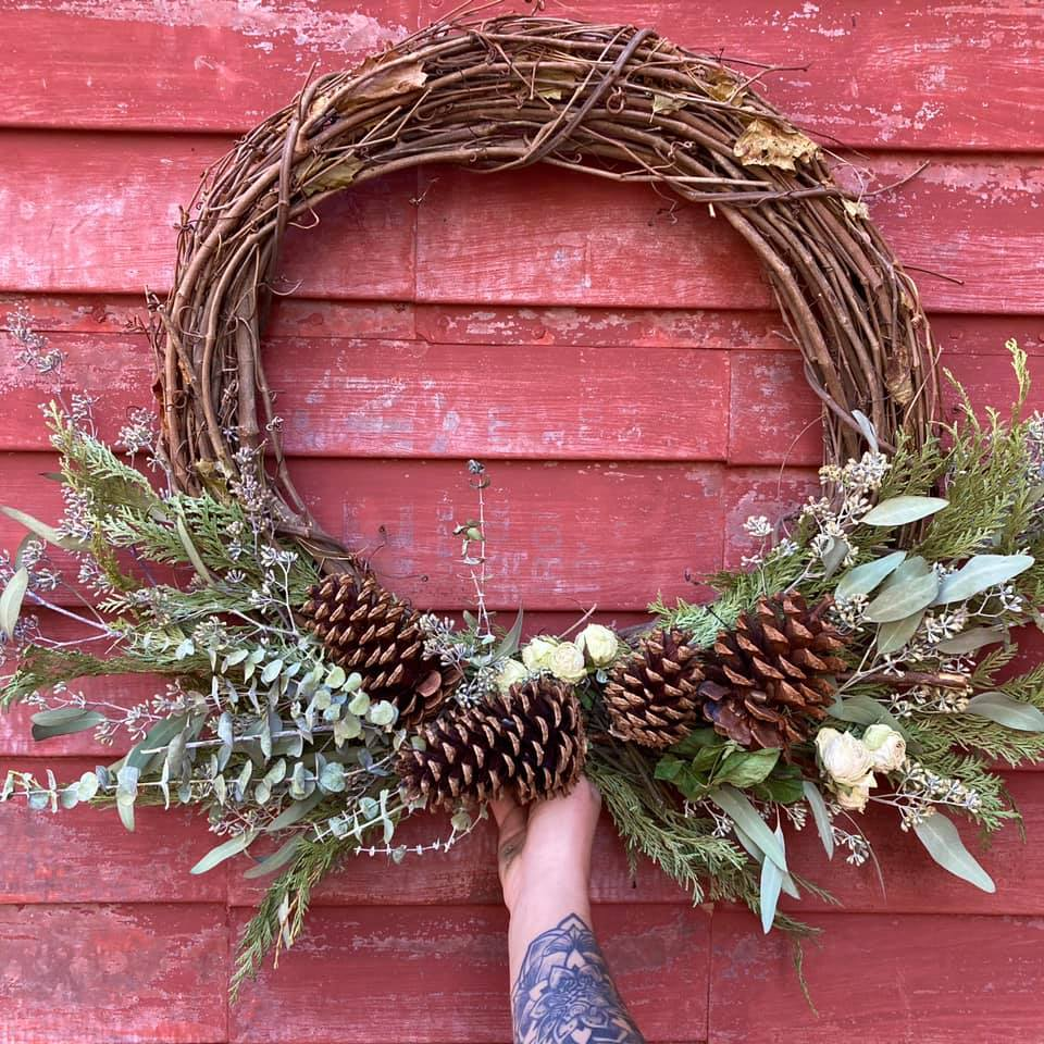 DIY Home Blessings Wreath KIT