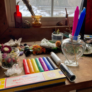DIY Witch Kit ☆ Spell Set