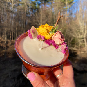Cottage Witch Mini Chalice Candle