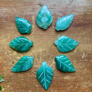 Jade Leaves