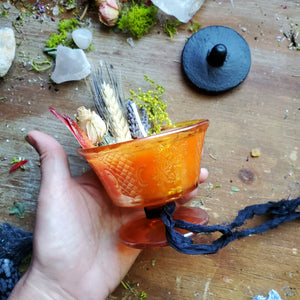 Witchy Woman ☆  Ritual Chalice to invoke your magickal spirit