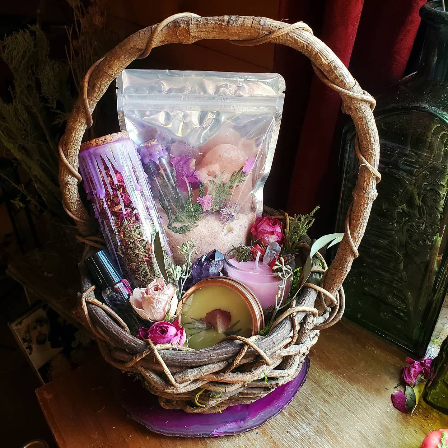 A Mother's Magick ☆ Gift Basket
