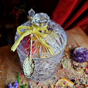 Abundance + Love ☆ Citrus infused Witches Salt