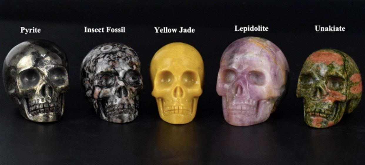 Crystal Skull Collection