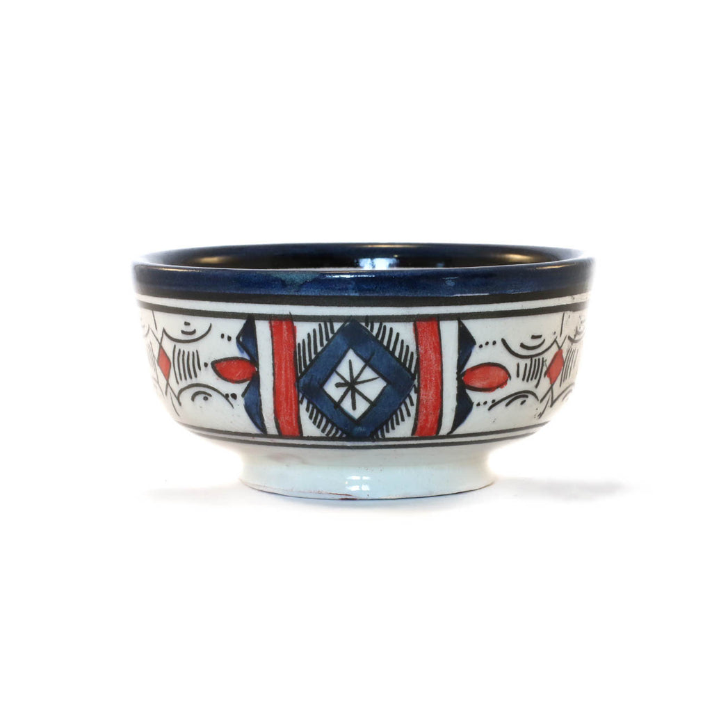 Atlas Bowl, Blue - House of Morocco