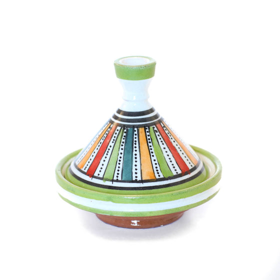 Sahara Mini Tagine, Green - House of Morocco
