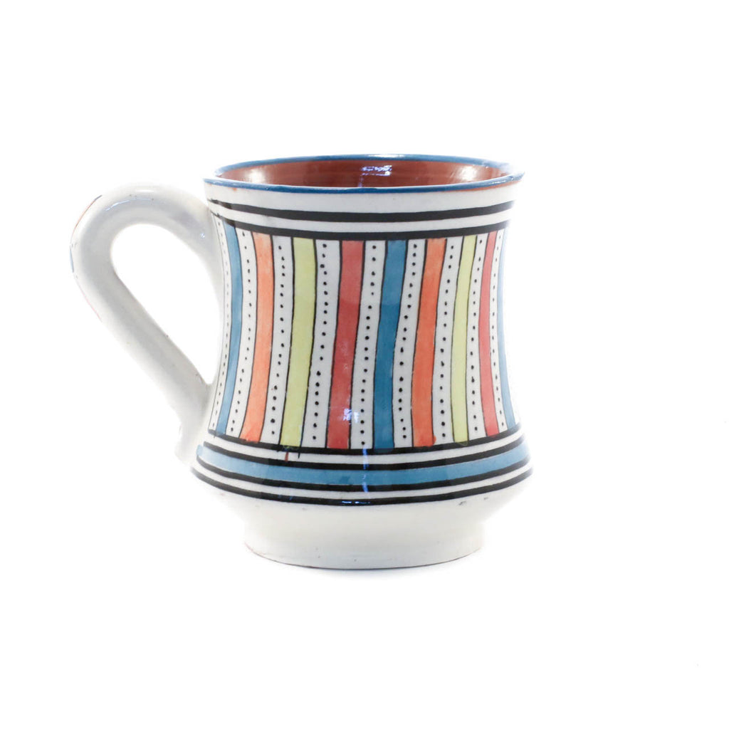 Sahara Mug, Blue - House of Morocco