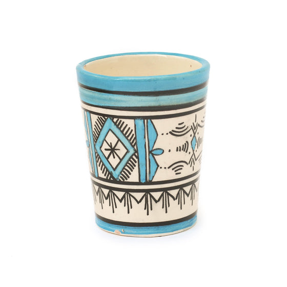 Atlas Cup, Blue - House of Morocco