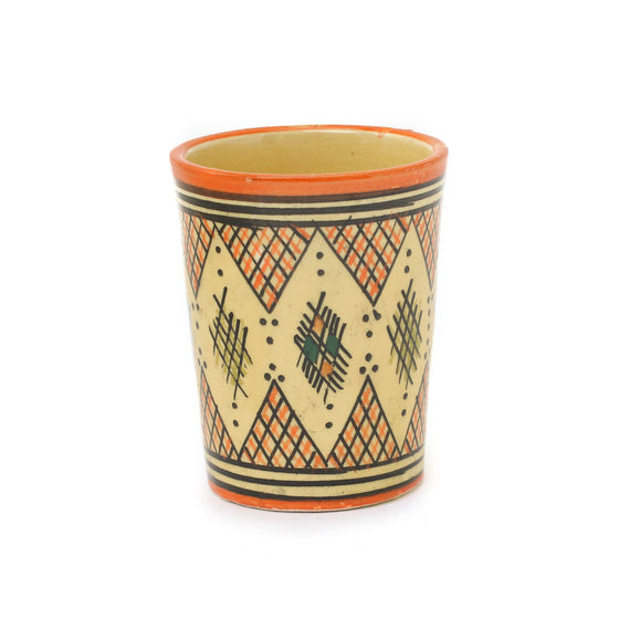 Berber Cup, Orange - House of Morocco