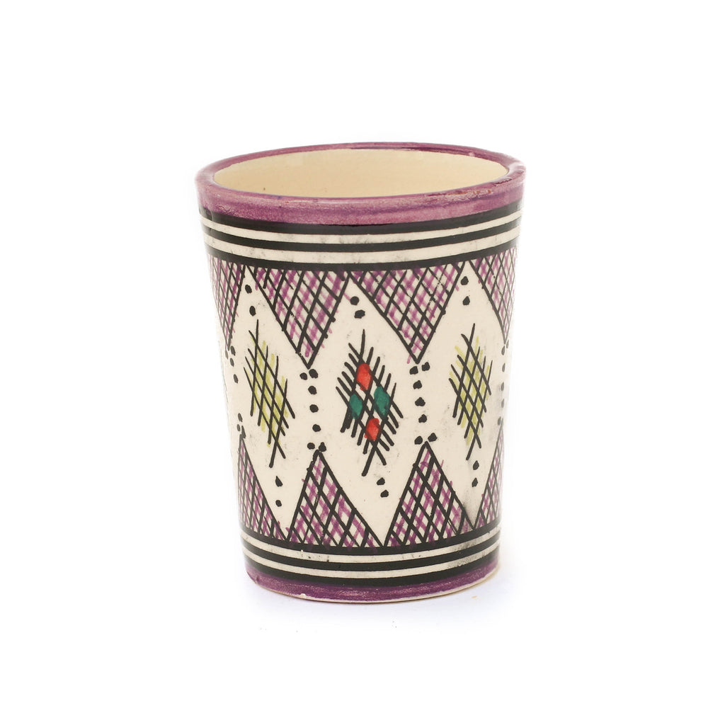 Berber Cup, Purple - House of Morocco