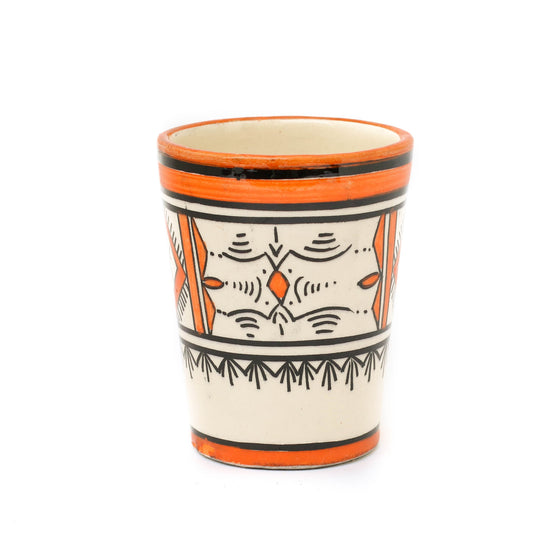 Atlas Cup, Orange - House of Morocco