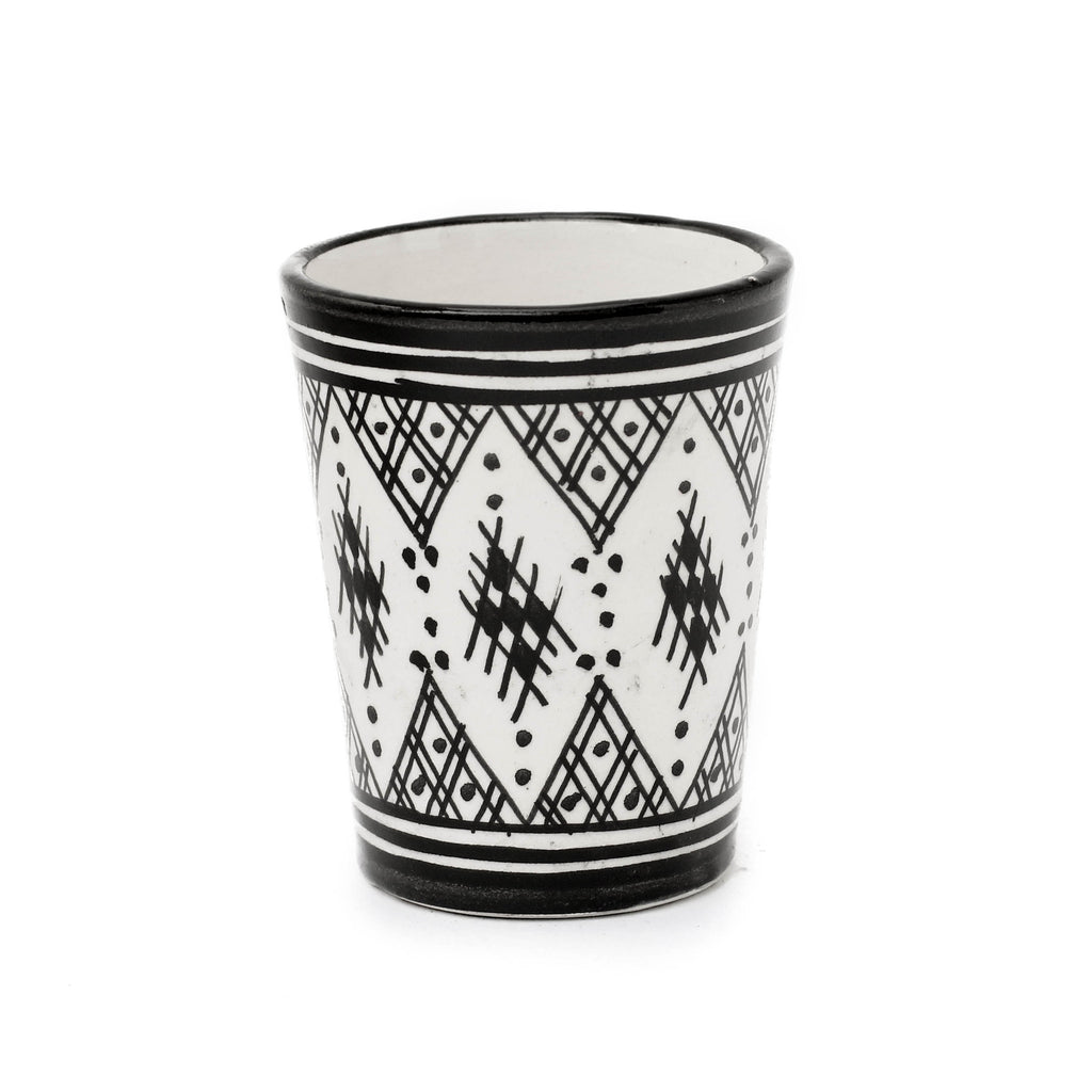 Henna Cup, Black - House of Morocco