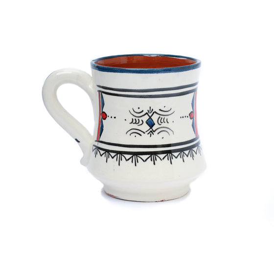 Atlas Mug, Blue - House of Morocco