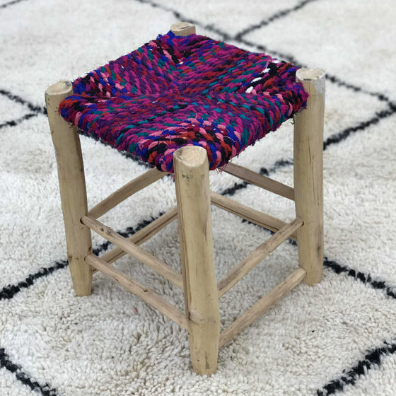 Berber Stool #05 - House of Morocco