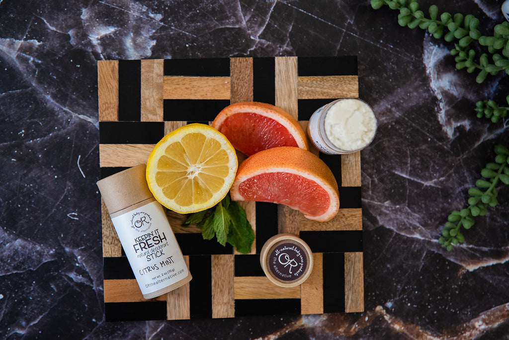 Product Spotlight: KEEPIN' IT FRESH natural deodorant