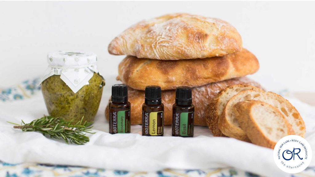 You can eat that?! | Cooking with Essential Oils