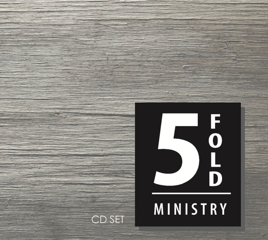 5 Fold Ministry Teaching Sets