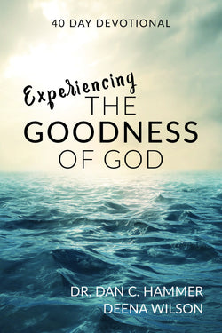 Experiencing the Goodness of God | 40 Day Devotional