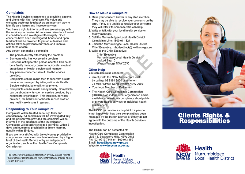 522014 - Client Rights and Responsibilities Brochure