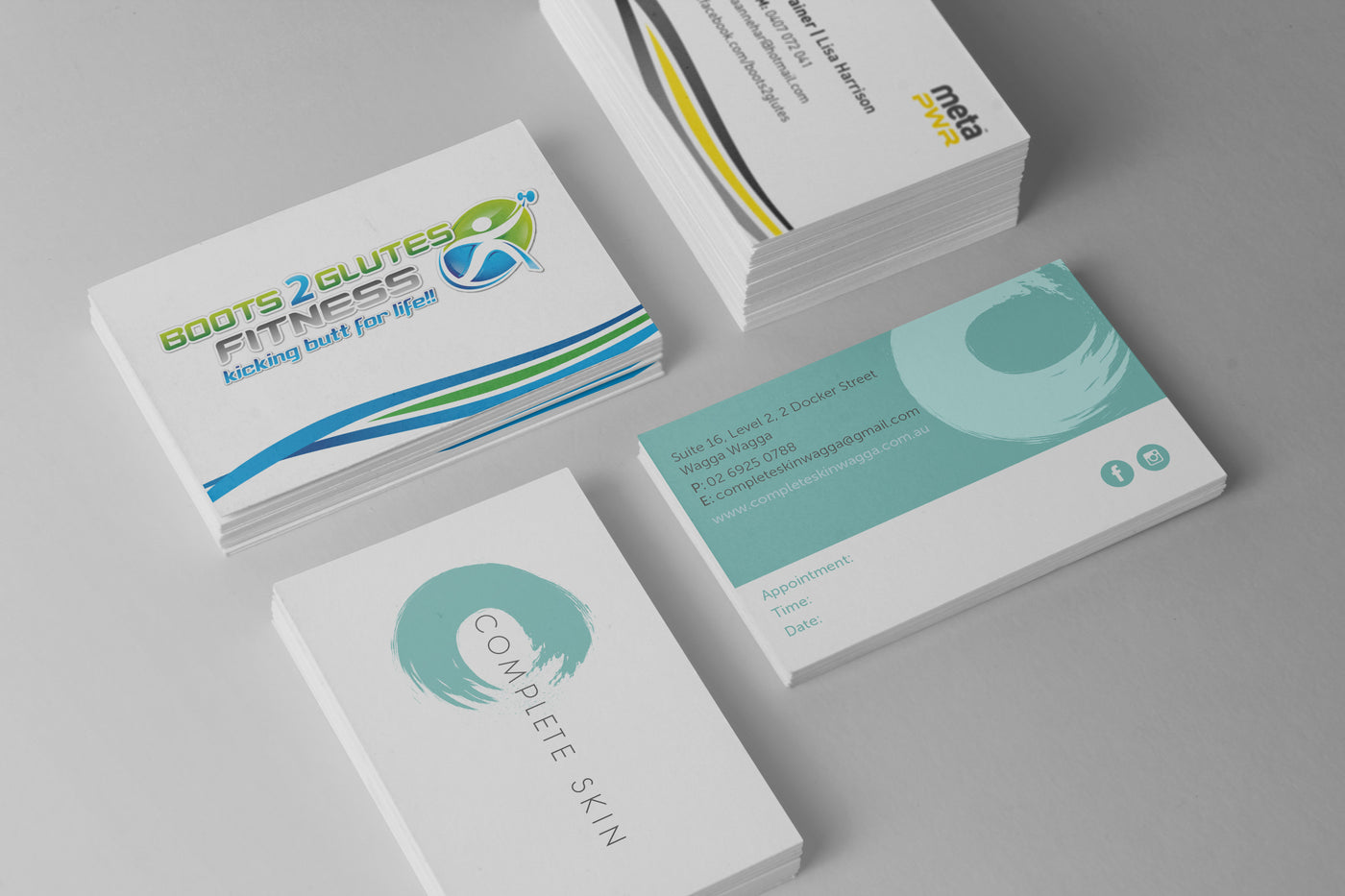 Business cards double sided chambers whyte design and print business cards double sided reheart Choice Image