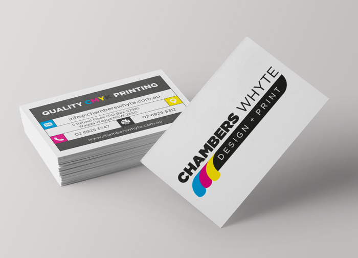 Business Cards - Double Sided