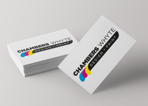Business Cards - Single Sided