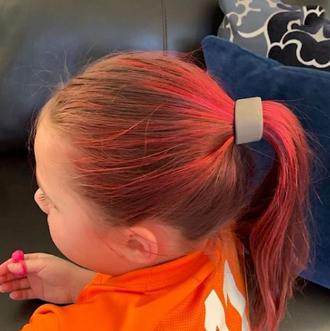 Ponytails For Kids Using The Pony O Pony O Hair Accessories