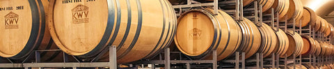 KWV Wine barell room