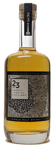 Twenty Third St Distillery Single Malt Whisky