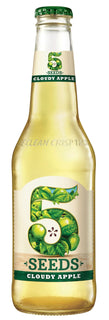 5 Seeds Cloudy Apple Cider - Case of 24