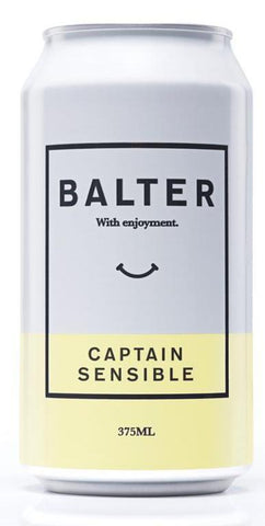 Balter Captain Sensible Cans - Case of 16