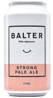 Balter Strong Pale Ale Cans - Case of 16