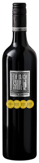 Berton Vineyards Metal label The Black Shiraz