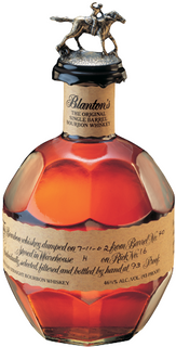 Blanton's The Original Single Barrel Bourbon