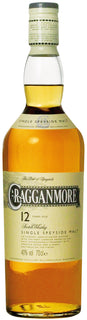 Cragganmore Speyside Scotch Whisky