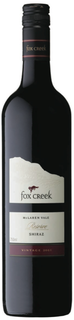 Fox Creek Reserve Shiraz