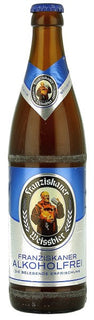 Franziskaner Alkoholfrei - Alcohol Free - Case of 12